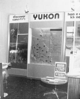 Discover Canada's Yukon display