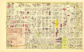 Sheet 4 : Prince Edward Street to Bruce Street and King Edward Avenue to Thirty-sixth Avenue