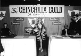 The Chinchilla Guild of Canada display booth
