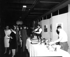 Refreshments at P.N.E event