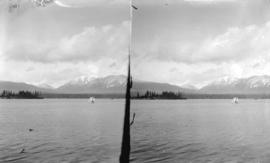 [Brockton Point, part of village in Stanley Park, viewed from Burrard Inlet]