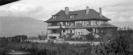[C.J. Peters house at 401 Esmond Street in North Burnaby]