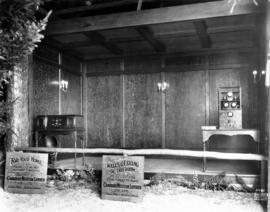 Canadian Western Lumber Co. display