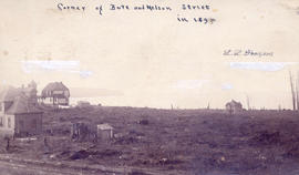[View from] Corner of Bute and Nelson Street