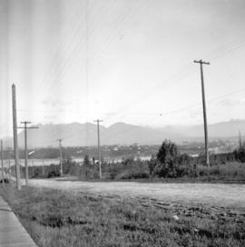[View of Granville Street looking north from 9th Avenue]
