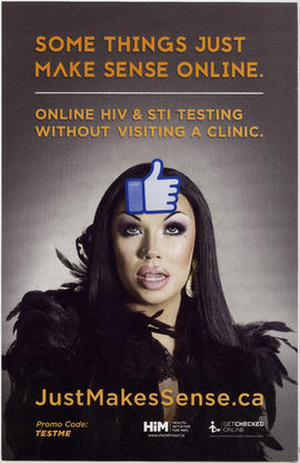 Online HIV and STI testing without visiting a clinic : Health Initiative for Men