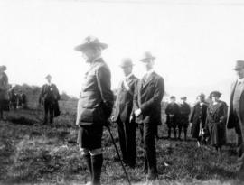 [Lord Baden-Powell and others]