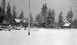 [Snow scene at Waterloo Street at 2nd Ave. W.]