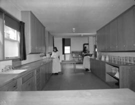 Kitchen [at] St. Vincent's Home - 853 East Pender Street