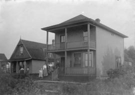 W. Burnell family, Vancouver