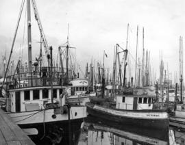 Vancouver Harbour, foot of Cardero Street