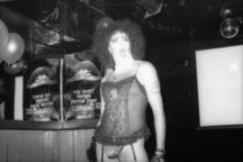 DMS 2nd annual ball : Rocky Horror [Toni Lester as Frank n' Furter]