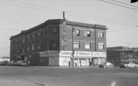 London Drugs Bldg [Main and Union Streets]