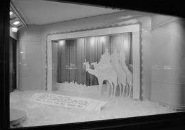 Hudson's Bay Company windows Xmas 1944
