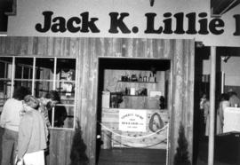 Jack K. Lillie General Store display