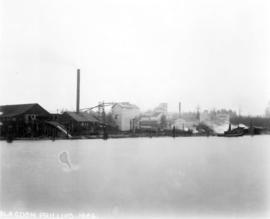 [View of industrial plants in Marpole]