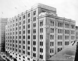 [Spencer's Department Store building]