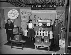Westinghouse display of light bulbs