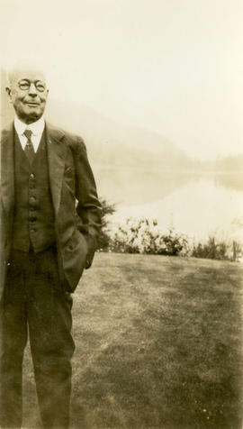 [L.D. Taylor at Seymour Falls]