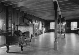 Interior of Pioneer's Association Museum (Old Hastings Mill Store) [1575 Alma Street, Vancouver]