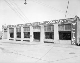 A.R. Williams Company [at 495 Railway Street]