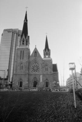 Holy Rosary Cathedral, 646 Richards Street