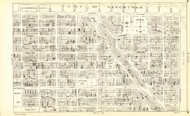 Sheet F : Wallace Street to Trafalgar Street and Sixteenth Avenue to Twenty-seventh Avenue