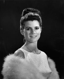 Judy Collyer, Miss Royal City '66 + Miss PNE '66 : [portrait]