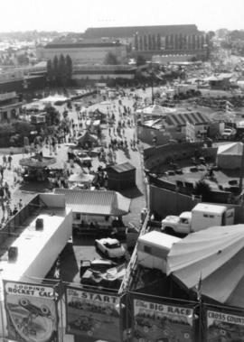 [Section of the Pacific National Exhibition grounds]