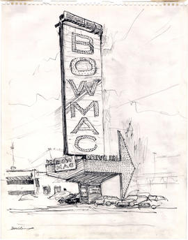 [Bowmac sign at 1154 West Broadway, Vancouver, B.C.]