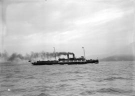 "[C.P. ""Princess Patricia"" at speed nearing Vancouver]"