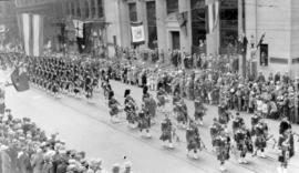 The First of July Parade : The Highlanders