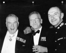 Barossa Day dinner, Cecil Merritt V.C. and others