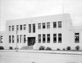 [Exterior view of the] Federal Buildings, Prince Rupert, B.C.