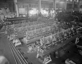 [Items being manufactured at Vancouver Engineering Works]
