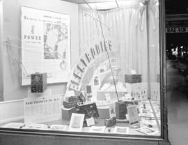 B.C. Electric - electronics window [display]
