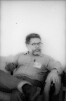 Portrait of Samuel Delany