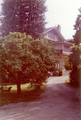 [Walter and Irene Maccaud Nelson's home at 3690 Selkirk Street]