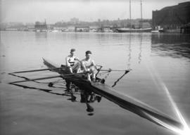 Vancouver Rowing Club [two man boat]