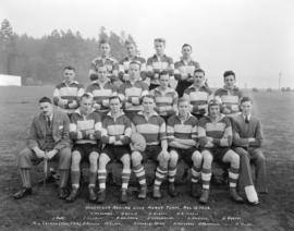 Vancouver Rowing Club Rugby Team