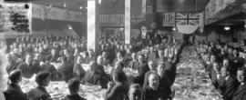 "Admiral Jellicoe with Victory Loan Organization at ""Over the Top"" Luncheon [at the] Lod..."