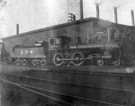 [C.P.R. locomotive No. 294]