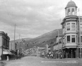 Baker Street, looking East, Nelson, B.C., Dominion Day