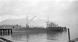 M.S. Pacific Rae [at dock]