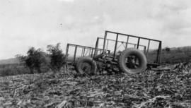 Cane cars etc., pressed steel, empty sugarcane cars