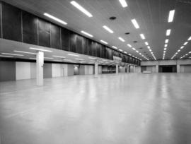 Empty interior of the Pacific Showmart building