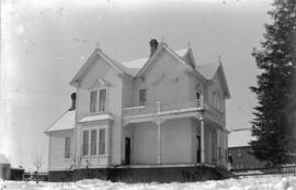 [C.W. Campbell residence at 2114 Westminster Avenue (Main Street), between 6th and 7th Avenues]
