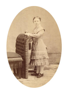[Miss Edith Cordiner (Mrs. Charles Nelson)]