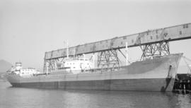 M.S. Hoegh Eagle [at dock]