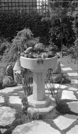 Garden of Mr. and Mrs. Quiney, 4916 Union Street, Burnaby